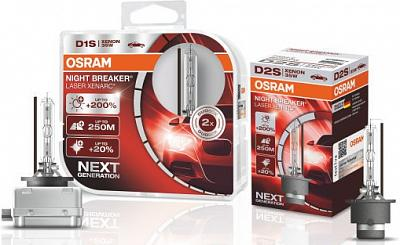 Новинка Osram Night Breaker Laser Next Generation
